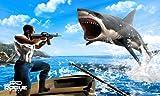 Zoom IMG-2 caccia subacquea squalo arrabbiato