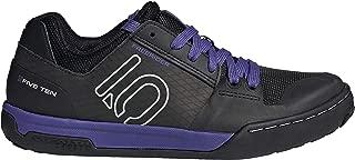 Five Ten Freerider Contact Women's Mountain Bike Shoe, Size 8.5, Black/Carbon/Purple