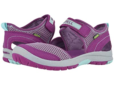 Merrell Kids Hydro Monarch 3.0 (Toddler/Little Kid/Big Kid) (Purple) Girl