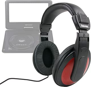 DURAGADGET Lightweight, Passive Noise Cancelling, Supreme Comfort, Stereo Over-Ear Headphones Suitable For Use With DBPowe... photo