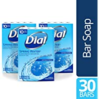 30-Count Dial Spring Water Antibacterial Bar Soap