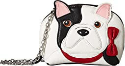 Billie Bulldog Pouch Mini Bag