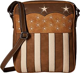 Lady Liberty Conceal & Carry Messenger