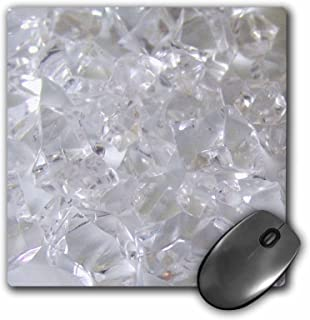 3dRose LLC 8 x 8 x 0.25 Inches Mouse Pad, Alure of Diamonds (mp_30715_1)