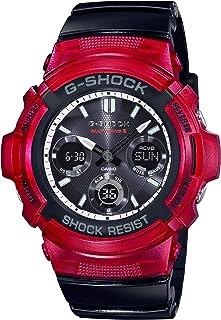 [カシオ]CASIO 腕時計 G-SHOCK ジーショック 電波ソーラー AWG-M100SRB-4AJF メンズ