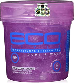 Eco Style Gel, Pink, 16 oz