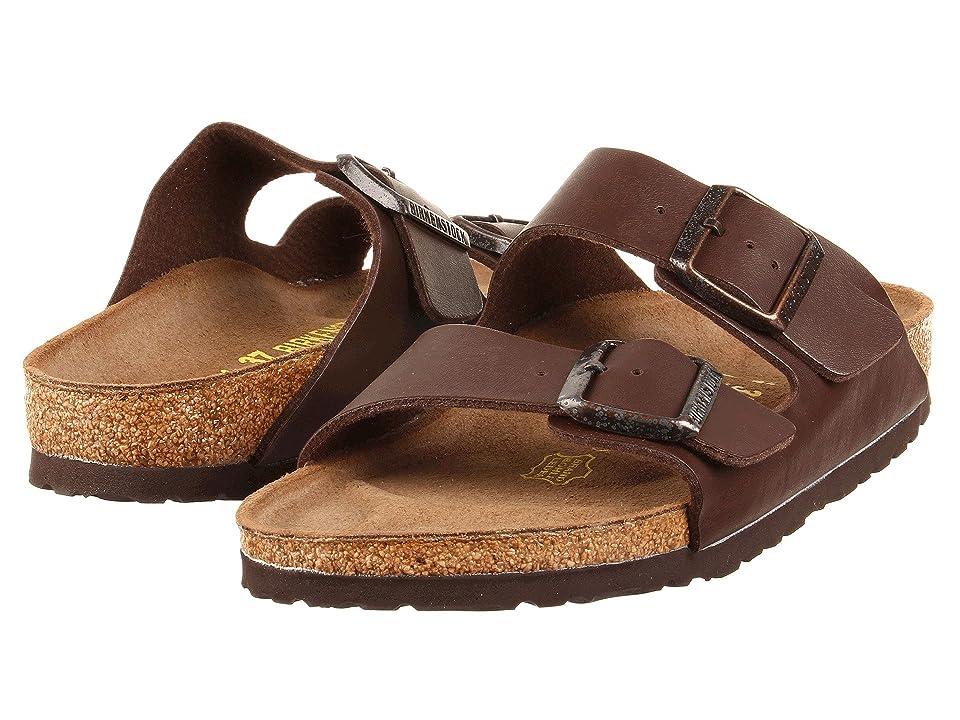 Birkenstock Arizona Birko-Flortm (Brown Birko-Flortm) Sandals
