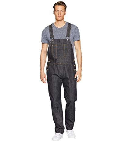 Naked & Famous Left Hand Twill Selvedge Overalls