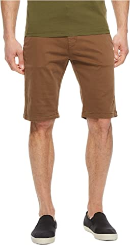 Mavi Jeans - Jacob Shorts in Shitake Twill