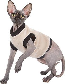 Kotomoda ropa para gatos BIEGE FLEECE (XS)
