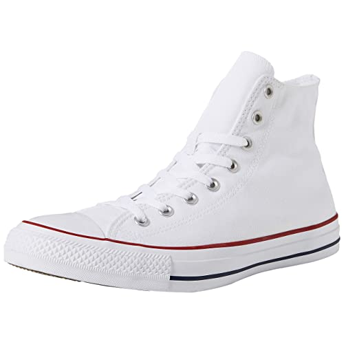 960dc97300a221 Mens Converse Chuck Taylor All Star High Top Sneakers (Optical White