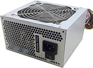 HIGH POWER® HPC-430-N12S 430-WATT Intel-Approved PC Power Supply. Super low-noise performance upgrade with SATA HDD & PCI-EXPRESS Video Support for Dell Dimension 5150 5100 E510 E520 E521 3100 E310, Dell PowerEdge 800 830, DELL Part# MC633, PC357, N8372, NC905, C5201, and PH333 H305N-00