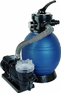 Depuradora T.I.P. para piscina- juego de filtros de arena SPF 250F- hasta 6.000L-h