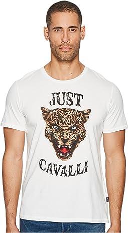 Just Cavalli - Cheetah T-Shirt