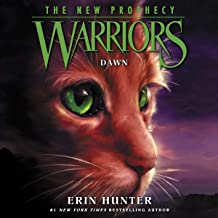 warriors the new prophecy audiobook