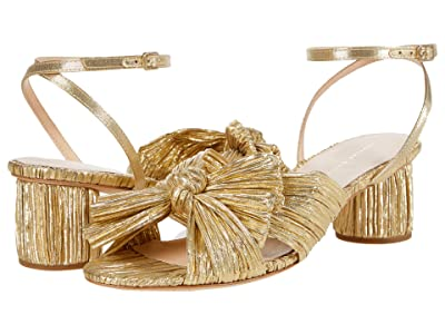 Loeffler Randall Dahlia (Gold) High Heels