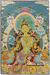 tibetan buddhist wall hangings