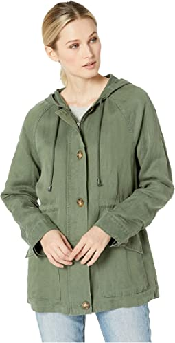 Commodore Hooded Anorak