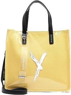 SURI FREY Shopper SURI Black Label Lizzy 16111 Damen Handtaschen Uni yellow 460 One Size