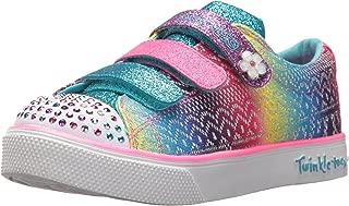 Skechers Kids' Twinkle Breeze 2.0-Sunshine Sneaker