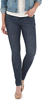 Women's Western Mid Rise Stretch Skinny Jean