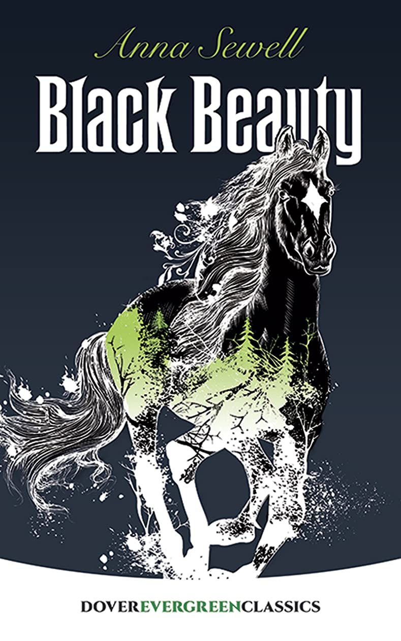 多様な薄暗いジョットディボンドンBlack Beauty (Dover Children's Evergreen Classics) (English Edition)