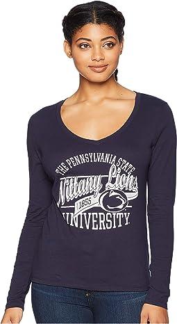 Penn State Nittany Lions Long Sleeve V-Neck Tee