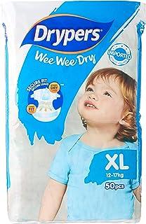 Drypers Wee Wee Dry, XL, 50ct (Pack of 3)