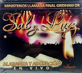 Sal y Luz - Alabanza y Adoracion en Vivo