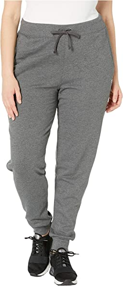 Plus Fleece Jogger