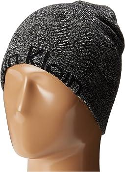 Calvin Klein - Marled Half Logo Hat