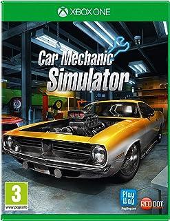 Koch Media Car Mechanic Simulator, Xbox One vídeo - Juego (Xbox One, PlayStation 4, Simulación, E (para todos))