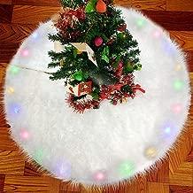 Best disney store christmas tree skirt Reviews