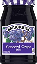 Smucker's Concord Grape Jelly, 12 Ounces (Pack of 6)