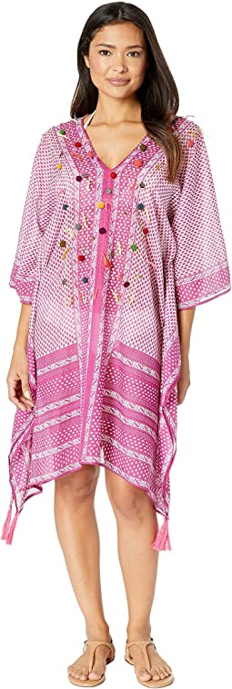 984f1a0020 Magicsuit hippie chic draped cover up | Shipped Free at Zappos