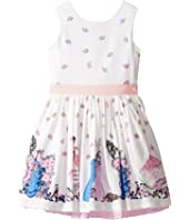 A Girl and Her Shoes Party Dress (Toddler/Little Kids/Big Kids)