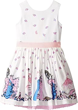fiveloaves twofish A Girl and Her Shoes Party Dress (Toddler/Little Kids/Big Kids)