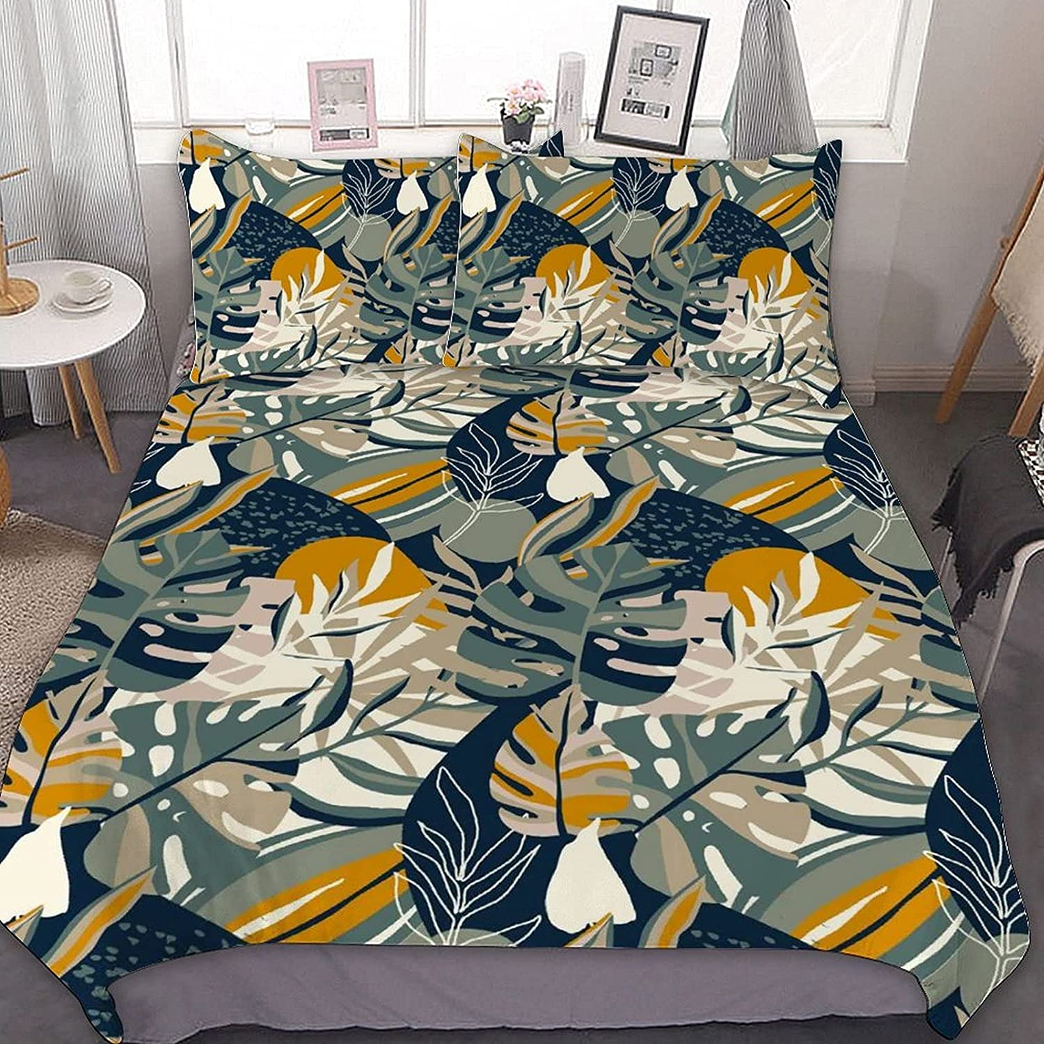 3 Pieces Duvet Long Beach Mall 40% OFF Cheap Sale Cover Set with Summers Comforter and Zipper