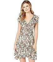 Sleeveless Dress Wrap D5-1449