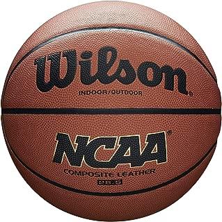 Wilson NCAA Composite Basketball, Intermediate - 28.5