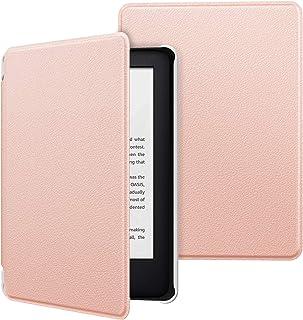 comprar comparacion MoKo Funda Compatible con Kindle E-Reader 2019, Ultra Delgada Ligera Smart-Shell Soporte Cover Case Compatible con Kindle ...