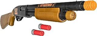 Hoopla Toys Kids Electronic Pump Shotgun Toy Toy Gun w/ Real Firing Sounds & Play Ammo, Hunting Gift