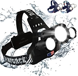 led rechargeable headlight products