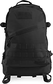 Highland Tactical Stealth Heavy Duty Tactical Backpack Backpack