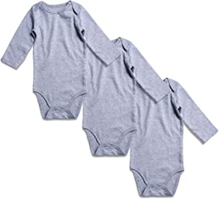 fa2871183b ROMPERINBOX Place Unisex Baby Bodysuits 100% Cotton Boys Girls 0-24 Months