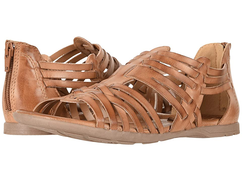 Earth Bonfire (Camel Soft Burnished Leather) Women