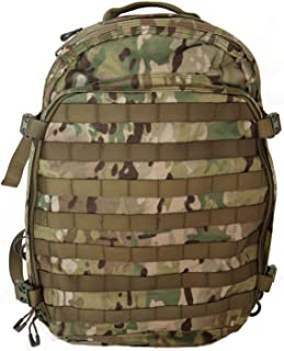 Hank's Surplus Military Bug Out Rucksack Tactical Assault Multi Day 48L Backpack