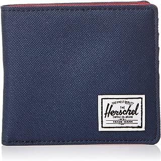 Herschel Hans Unisex Wallet, Navy/Red