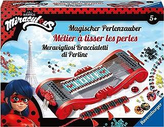 Ravensburger- Métier à Tisser Miraculous Loisir créatif, 4005556181278