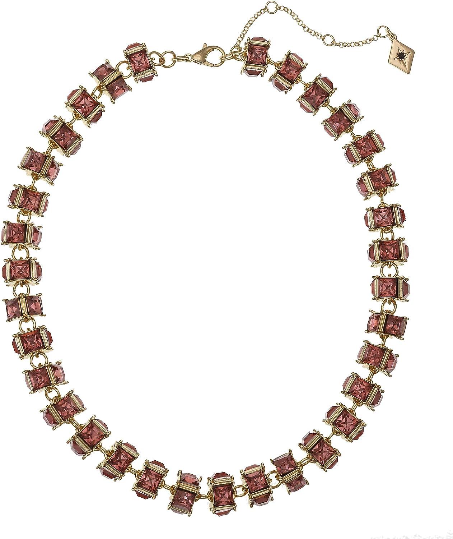 Christian Siriano New York Stone Collar Statement Necklace